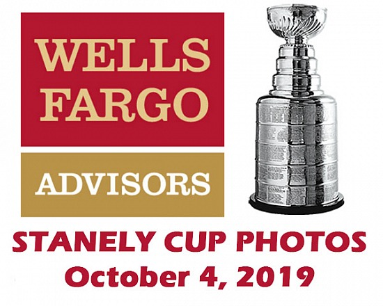 Wells Fargo Advisors Stanley Cup Photos